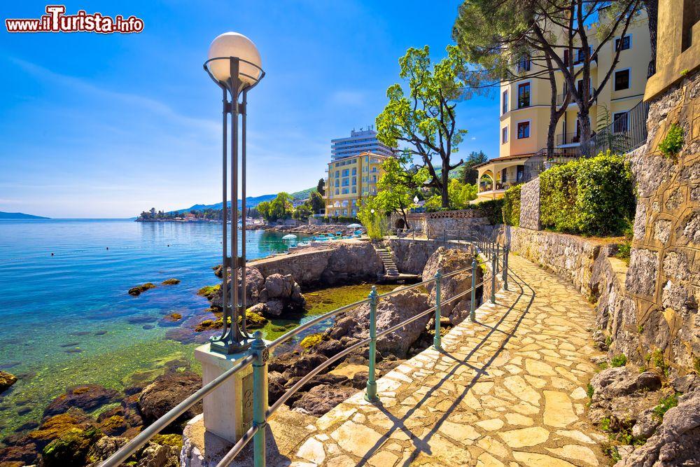 Le foto di cosa vedere e visitare a Opatija