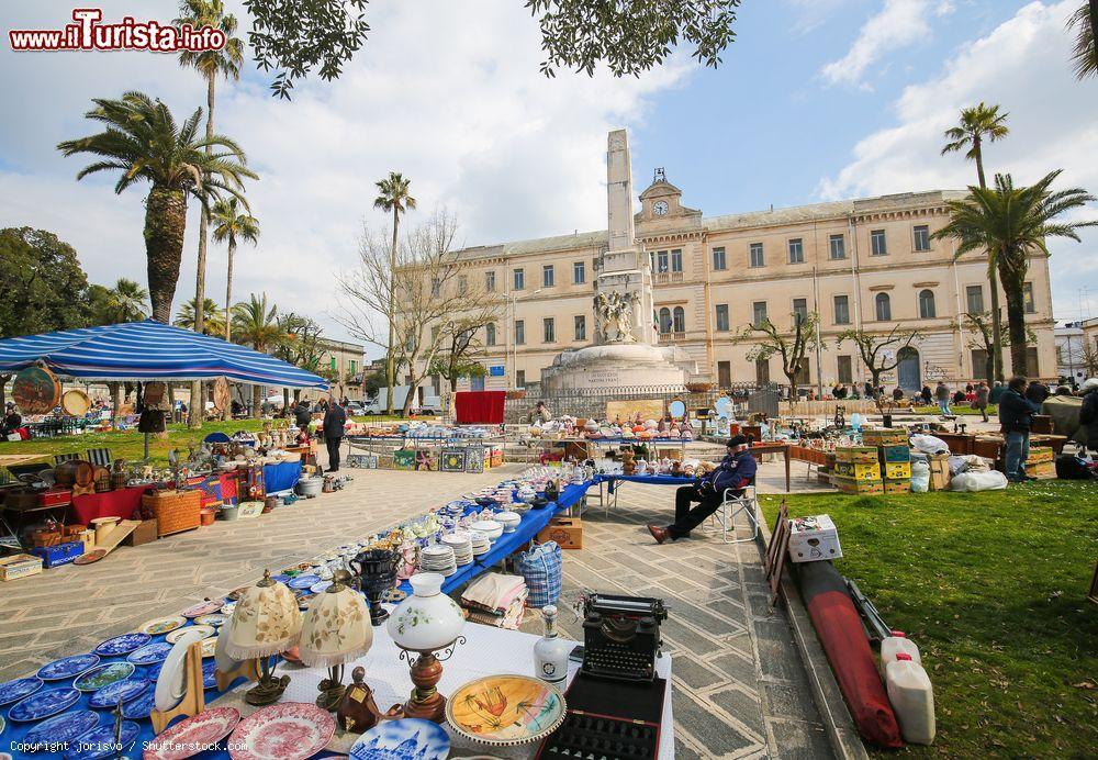 Calendario Mercatini Antiquariato Puglia.Il Mercatino Dell Antiquariato A Martina Franca Date 2019