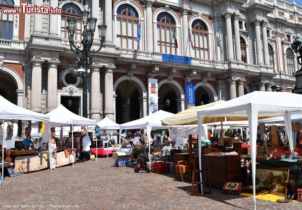 Gran Balon mercatino antiquariato Torino