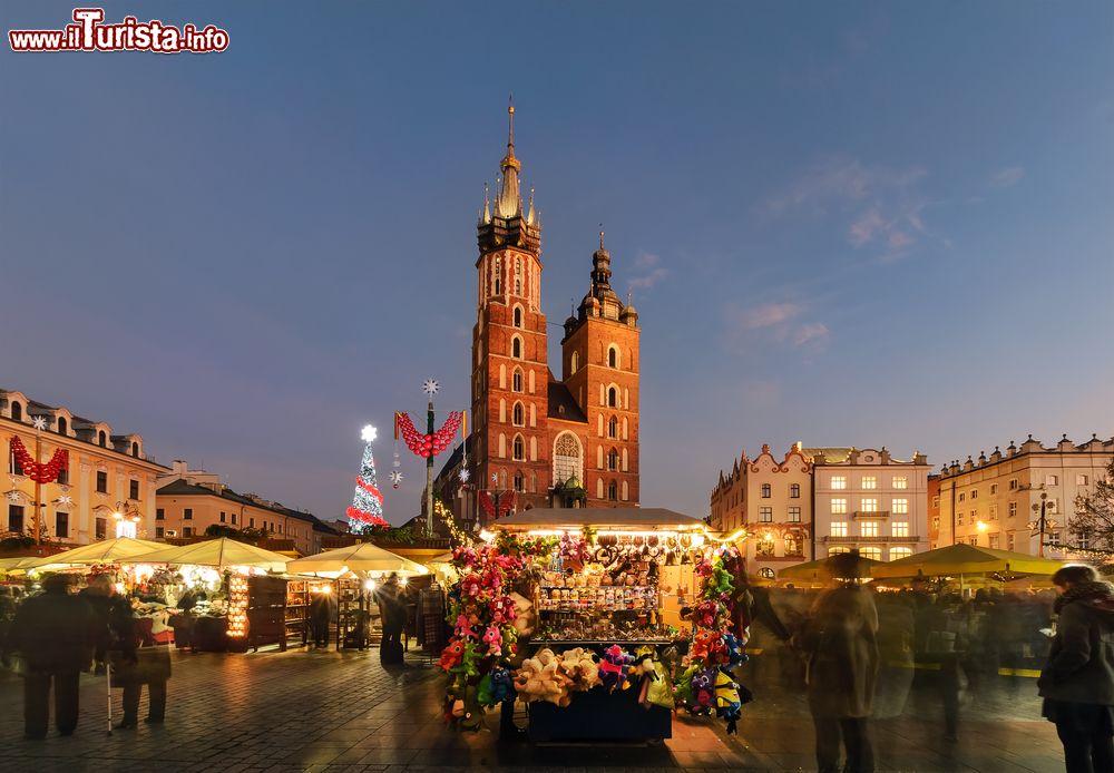 Mercatini di Natale 2016 Cracovia
