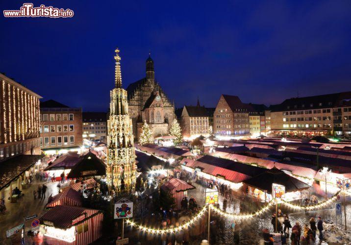 Le foto di cosa vedere e visitare a Norimberga
