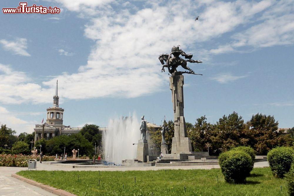 Le foto di cosa vedere e visitare a Biskek
