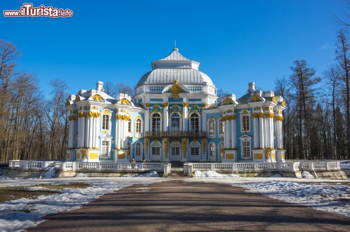Le foto di cosa vedere e visitare a Pushkin