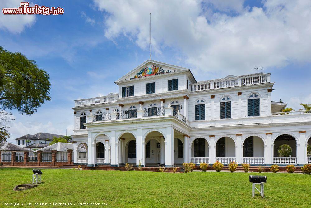 Le foto di cosa vedere e visitare a Paramaribo