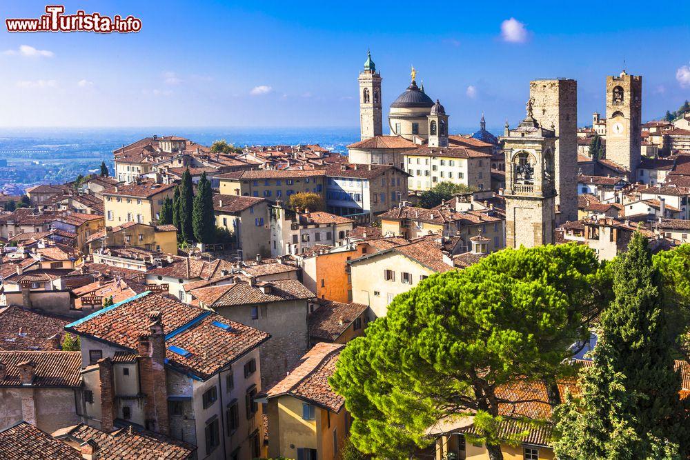 Le foto di cosa vedere e visitare a Bergamo