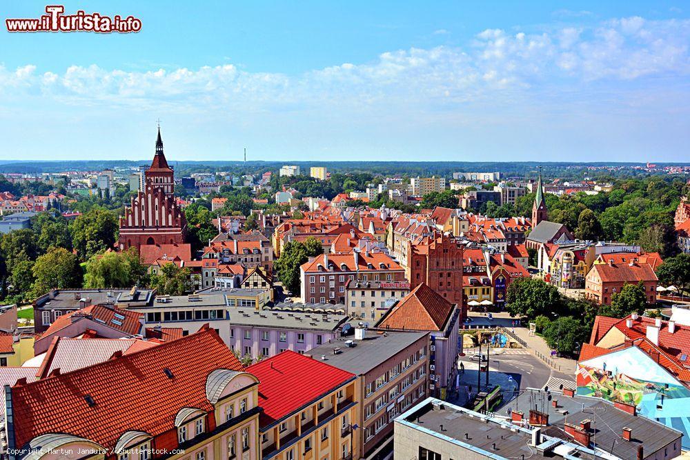 Le foto di cosa vedere e visitare a Olsztyn