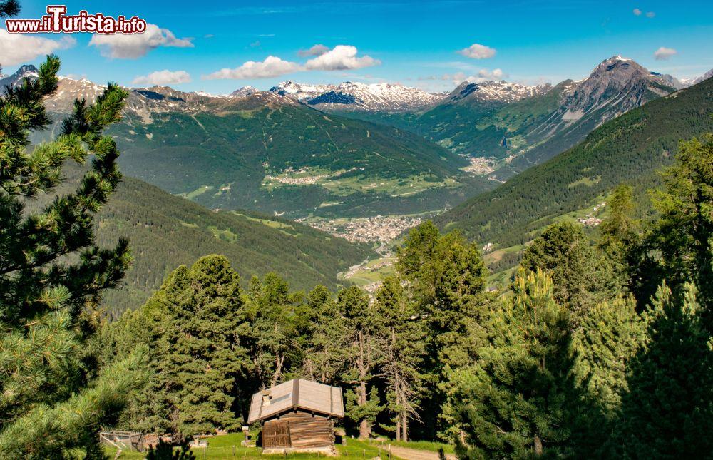 Le foto di cosa vedere e visitare a Santa Caterina Valfurva