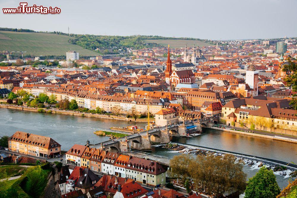Le foto di cosa vedere e visitare a Wuerzburg