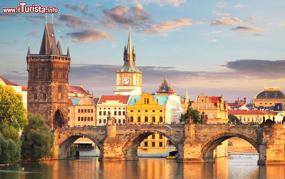 Le foto di cosa vedere e visitare a Praga