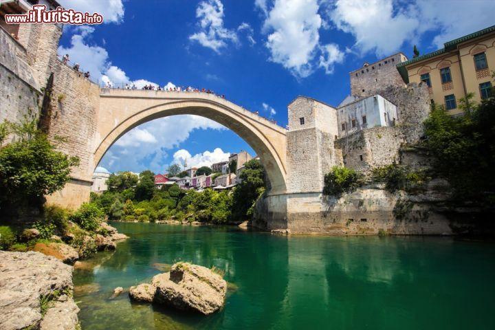 Le foto di cosa vedere e visitare a Mostar