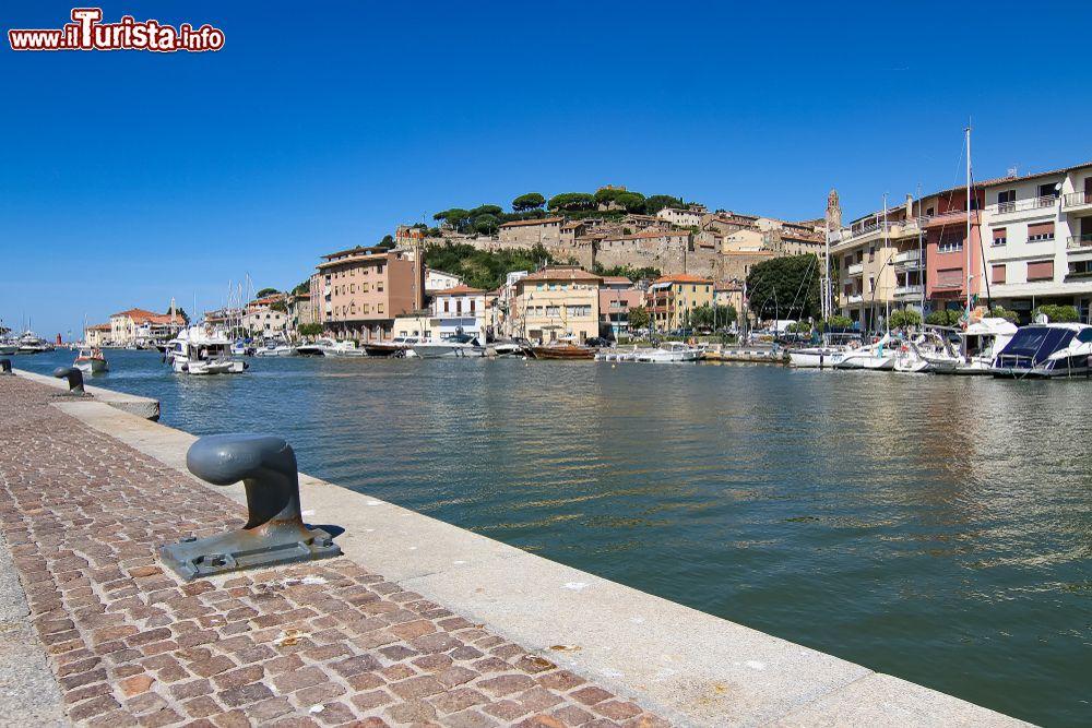 Le foto di cosa vedere e visitare a Marina di Grosseto