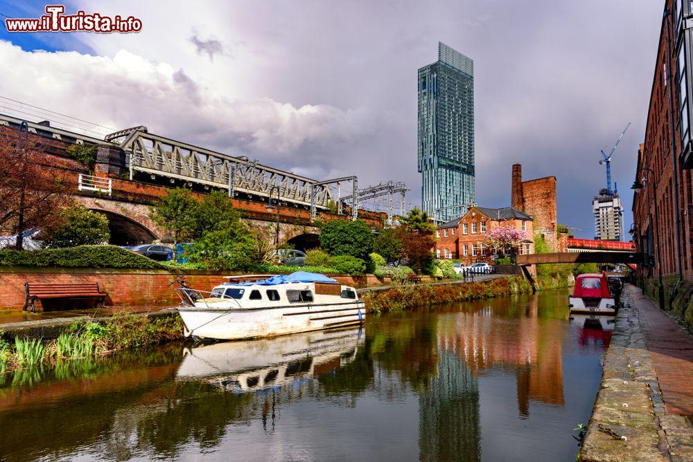 Le foto di cosa vedere e visitare a Manchester