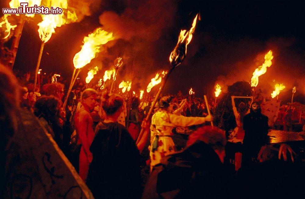 Samhuinn Fire Festival Edimburgo