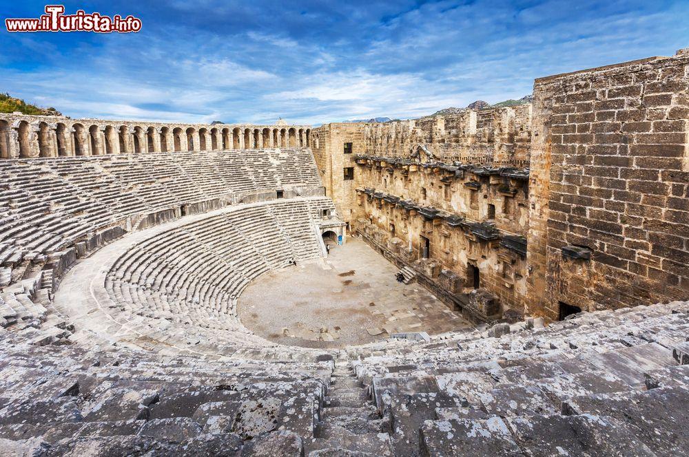 Le foto di cosa vedere e visitare a Aspendos