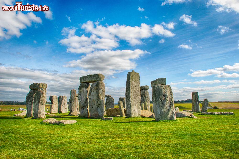 Le foto di cosa vedere e visitare a Stonehenge