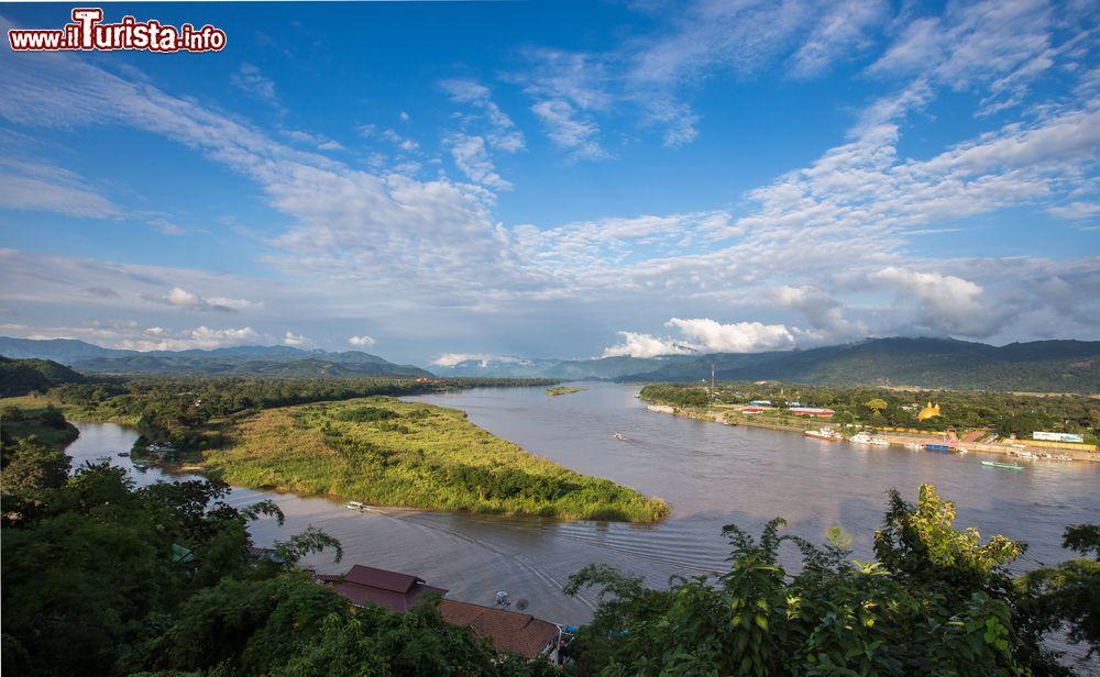 Le foto di cosa vedere e visitare a Chiang Saen