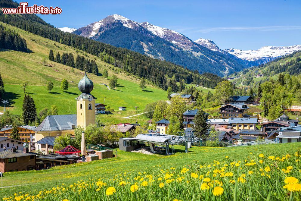 Le foto di cosa vedere e visitare a Saalbach-Hinterglemm