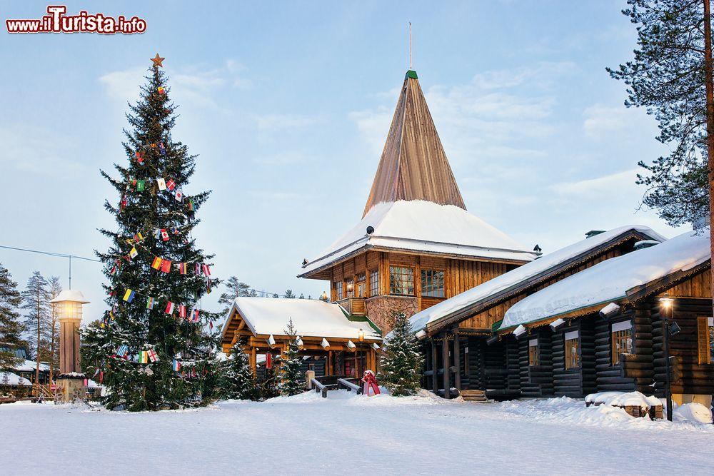 Le foto di cosa vedere e visitare a Rovaniemi