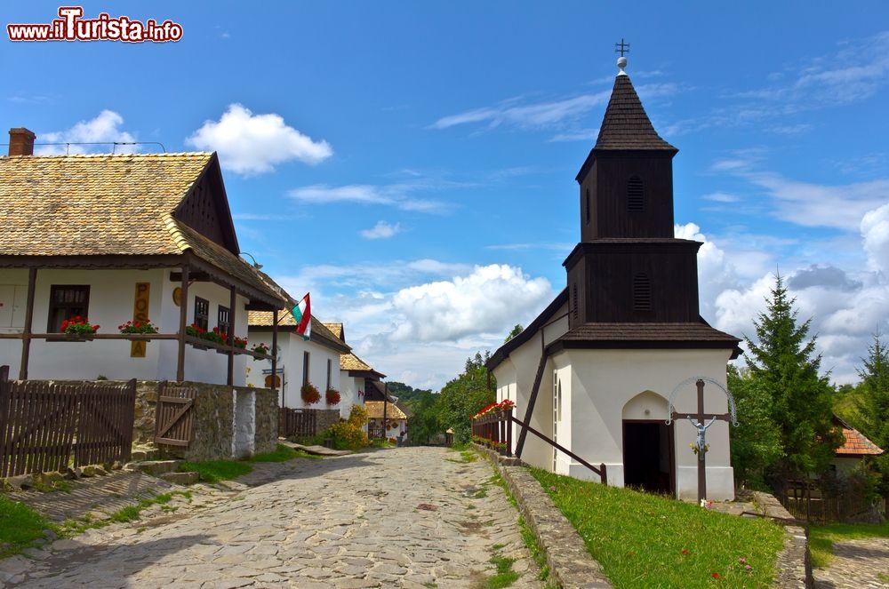 Le foto di cosa vedere e visitare a Hollókő