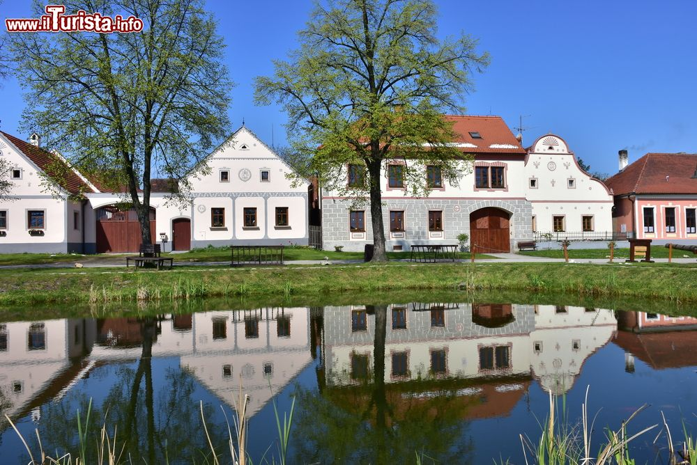 Le foto di cosa vedere e visitare a Holasovice