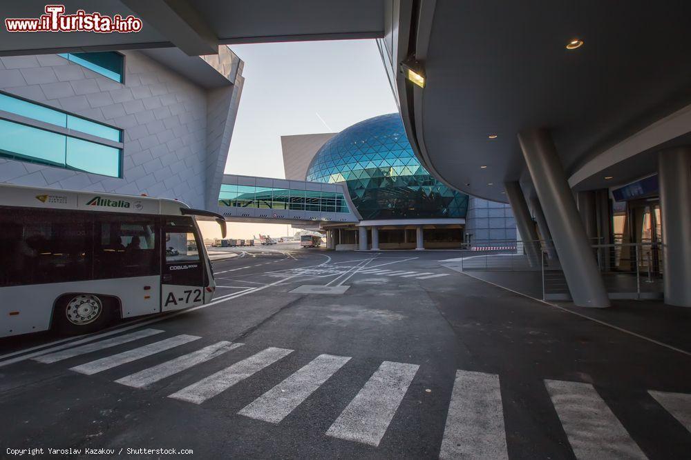 Come arrivare all'aeroporto di Fiumicino: in auto e dove ...