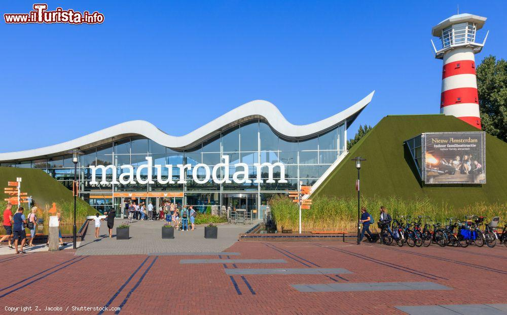 Le foto di cosa vedere e visitare a Madurodam