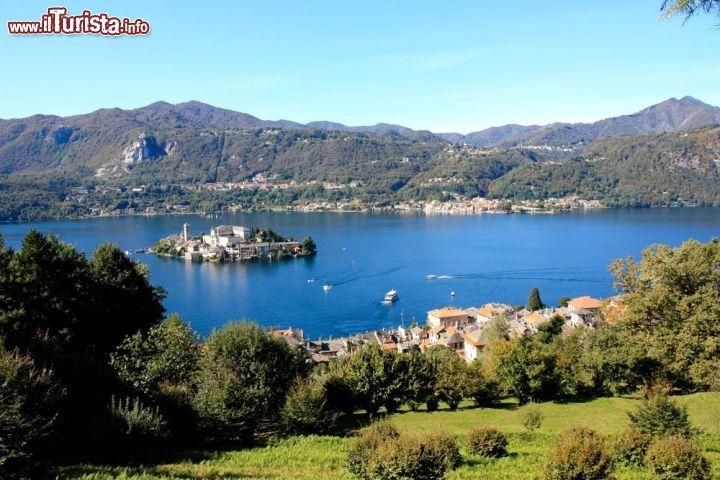 Cosa vedere a orta san giulio mappa con 1 attrazioni for Casetta sul lago catskills ny