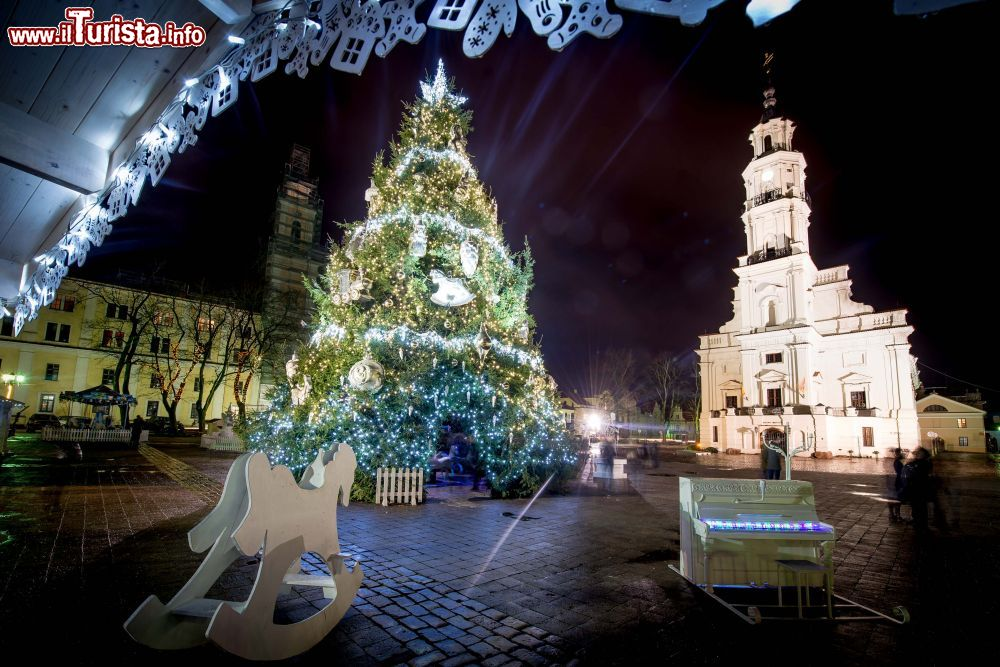 Mercatini di Natale 2016 Kaunas