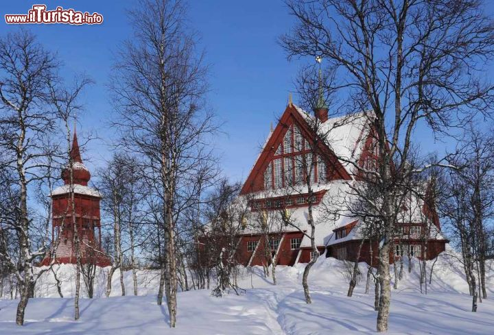 Le foto di cosa vedere e visitare a Kiruna