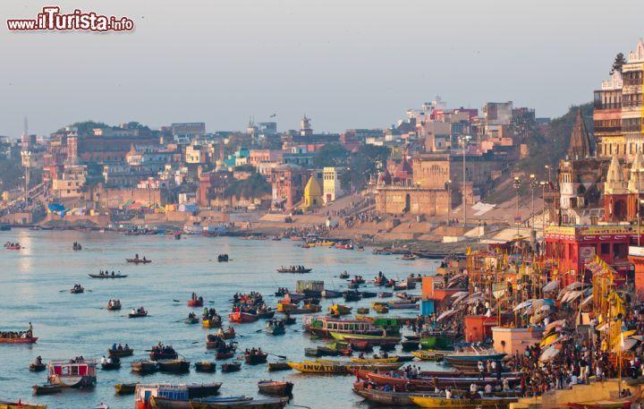 Le foto di cosa vedere e visitare a Varanasi