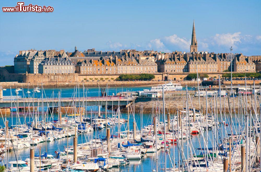 Le foto di cosa vedere e visitare a Saint-Malo