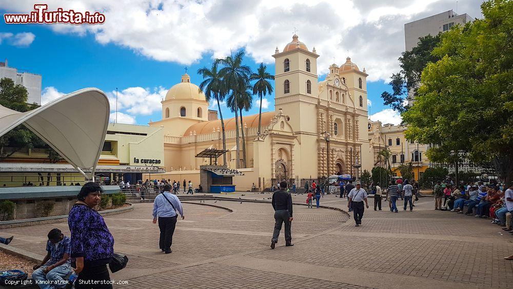 Le foto di cosa vedere e visitare a Tegucigalpa