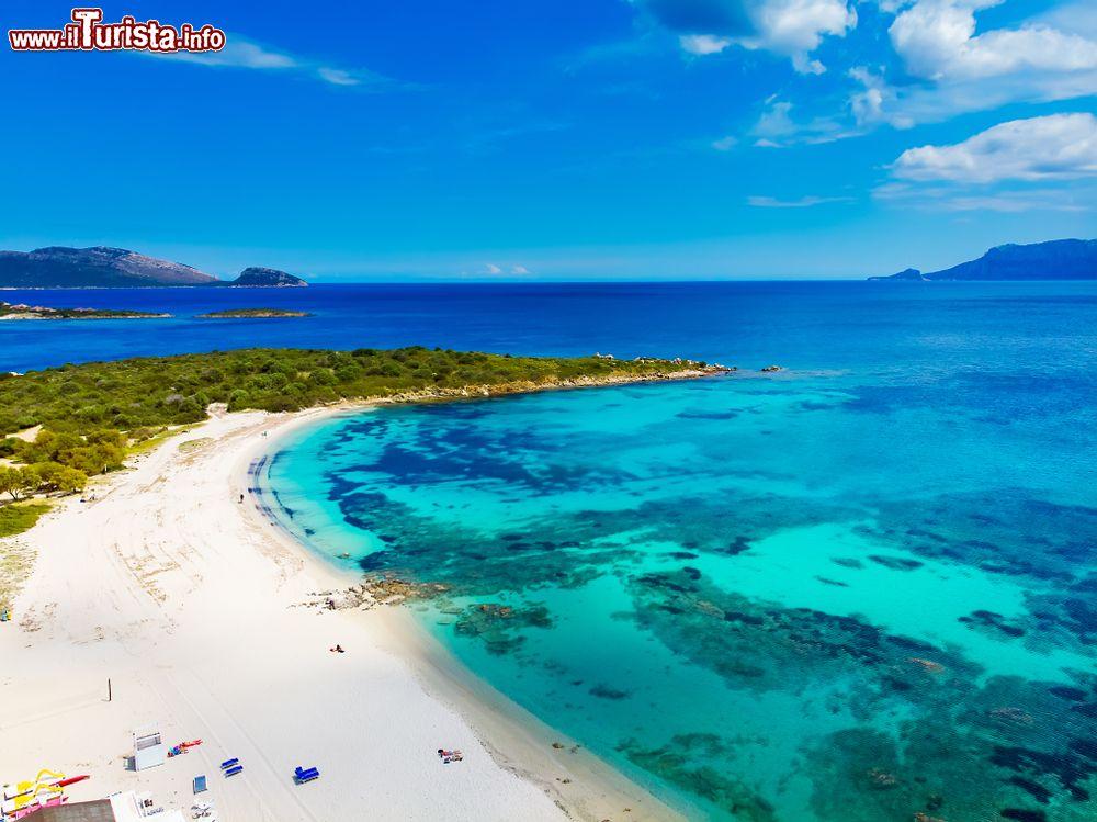 Spiagge Sardegna Cartina.Bados Sardegna Le Spiagge Il Mare Di Pittulongu E Cosa Vedere