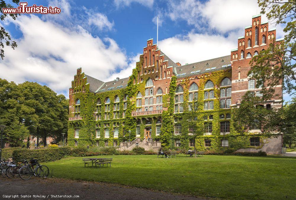 Lund (Svezia): l'Università, la Cattedrale e la visita..