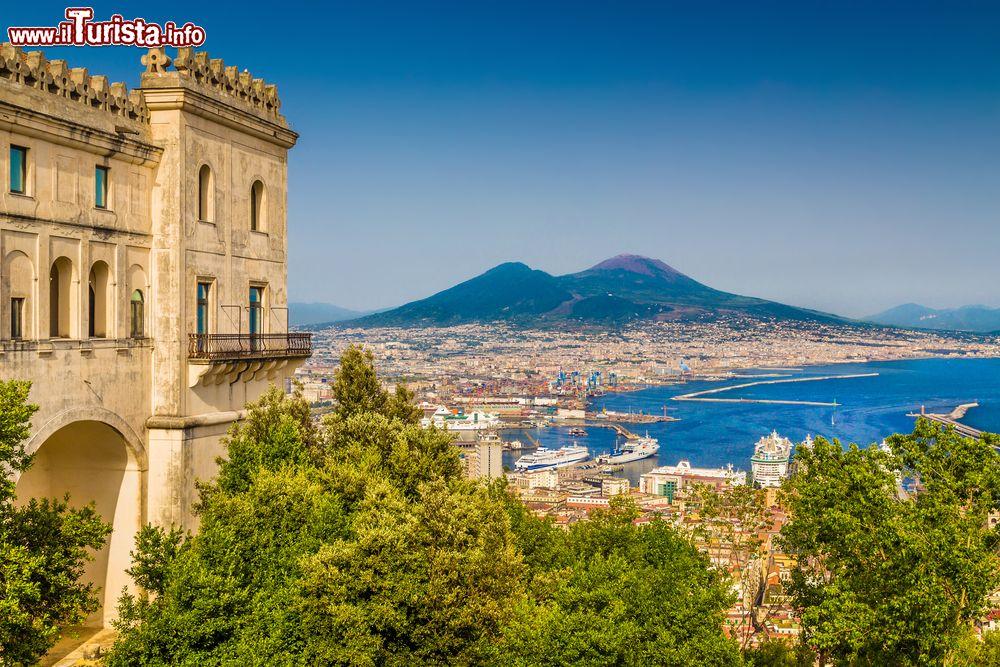 Le foto di cosa vedere e visitare a Campania