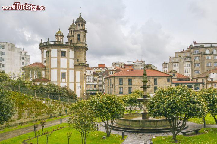 Le foto di cosa vedere e visitare a Pontevedra