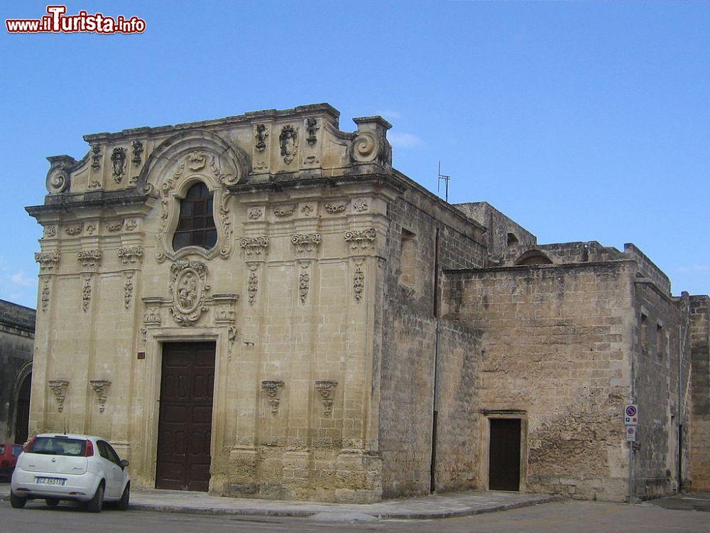 Le foto di cosa vedere e visitare a Castri di Lecce
