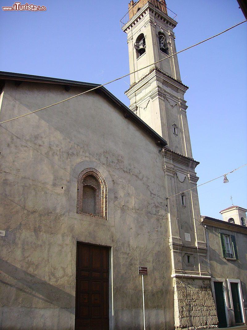 La Chiesa di Lourdes di Travagliato in Provincia ...
