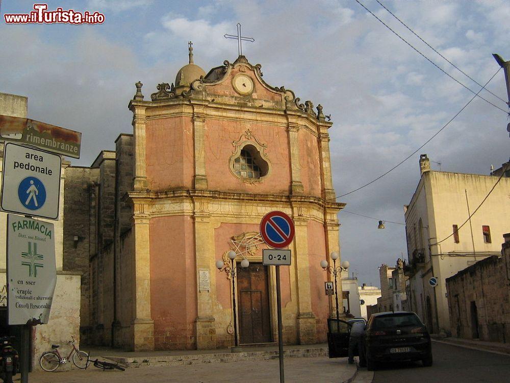 Le foto di cosa vedere e visitare a Castiglione d'Otranto