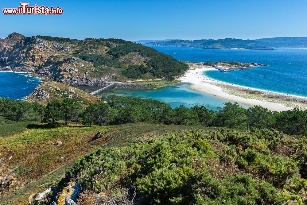 Le foto di cosa vedere e visitare a Cies Islands