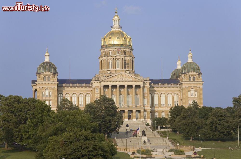 Le foto di cosa vedere e visitare a Iowa