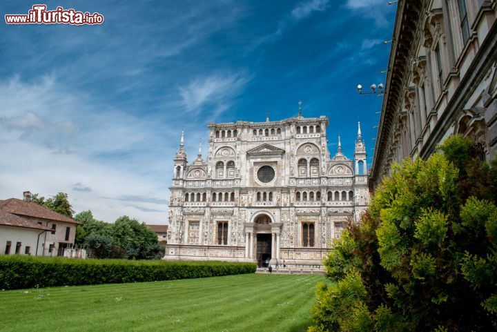 Le foto di cosa vedere e visitare a Pavia