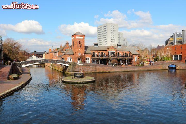 Le foto di cosa vedere e visitare a Birmingham