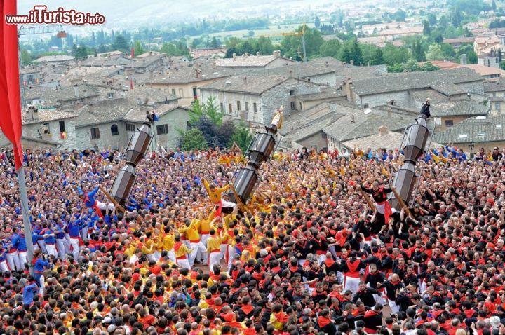 Festa dei Ceri Gubbio