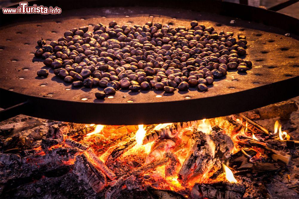 Festa dei Marroni, Sagra delle Castagne Combai
