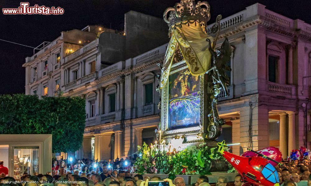 Festa di Madonna o Madonna della Consolazione Reggio Calabria