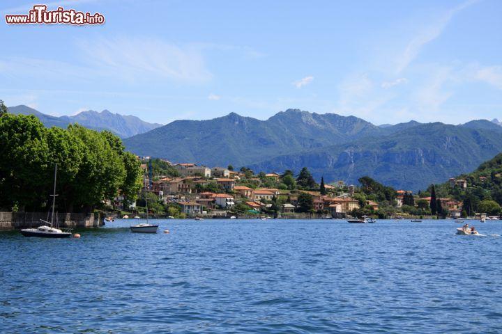 La localit di ossuccio sul lago di como foto ossuccio for Casetta sul lago catskills ny
