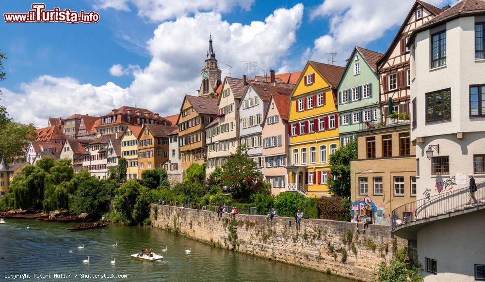 Le foto di cosa vedere e visitare a Tubinga