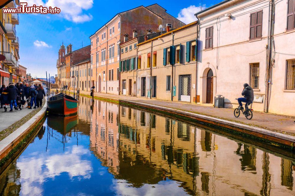 Le foto di cosa vedere e visitare a Comacchio