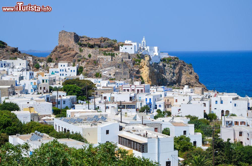 Le foto di cosa vedere e visitare a Nisyros